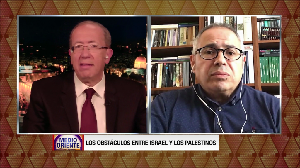 Palestine, an initial solution in view?