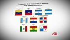 Los 10 países de América con mayor percepción de corrupción