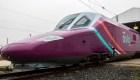 ¿Te subirías a este tren bala en España?