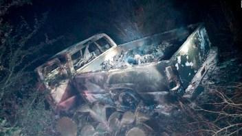 Identifican a 2 guatemaltecos tras masacre en México