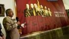 Un mural con el rostro de López Obrador desata polémica