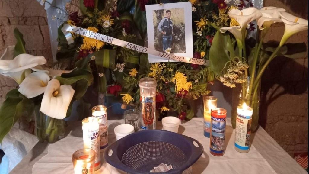 En Comitancillo preparan panteones para enterrar restos de migrantes guatemaltecos