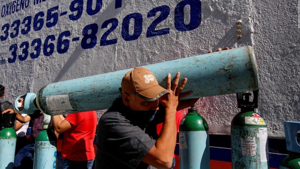 México, el tercer país con más muertos por covid-19