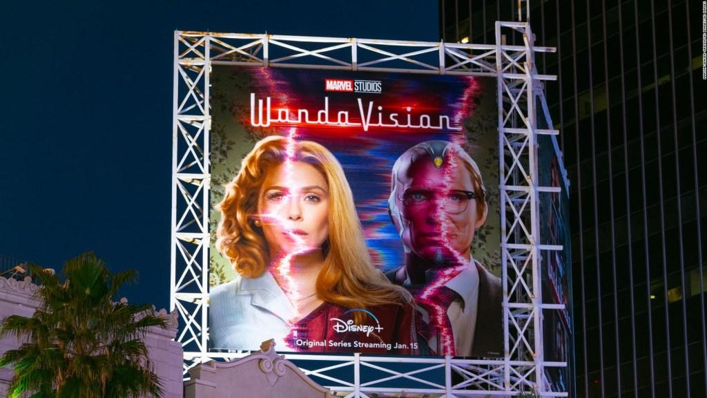 ¿Por qué es tendencia WandaVision?