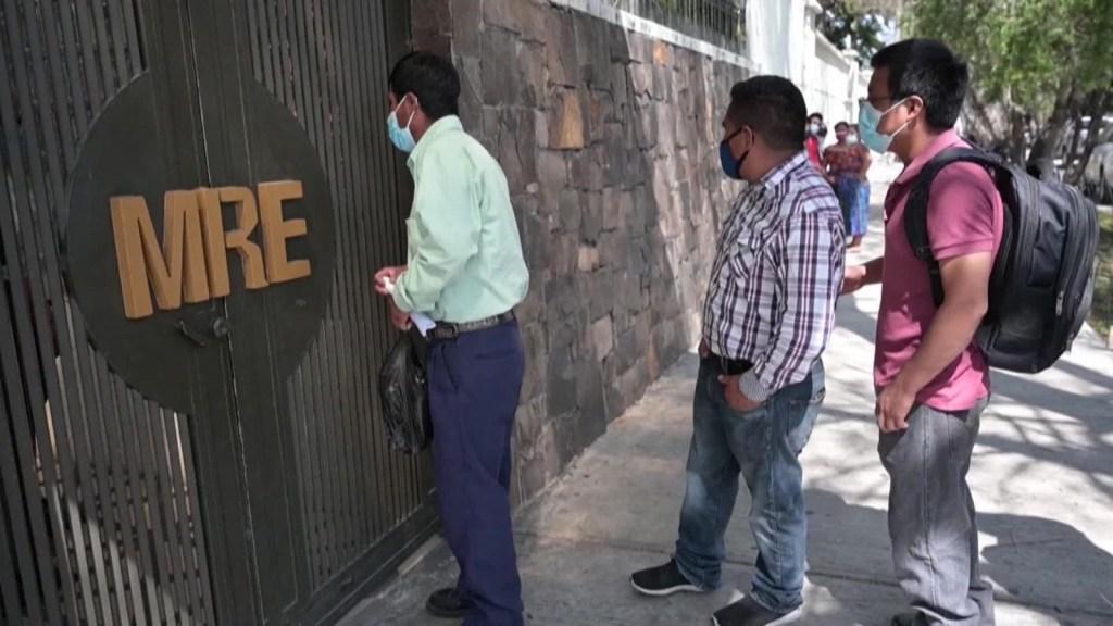 Guatemala busca saber qué pasó con migrantes en México