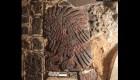Estos son los secretos descifrados del bajorrelieve del águila real descubierta en Templo Mayor de México