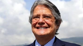 ¿Quién es Guillermo Lasso, candidato presidencial de Ecuador?