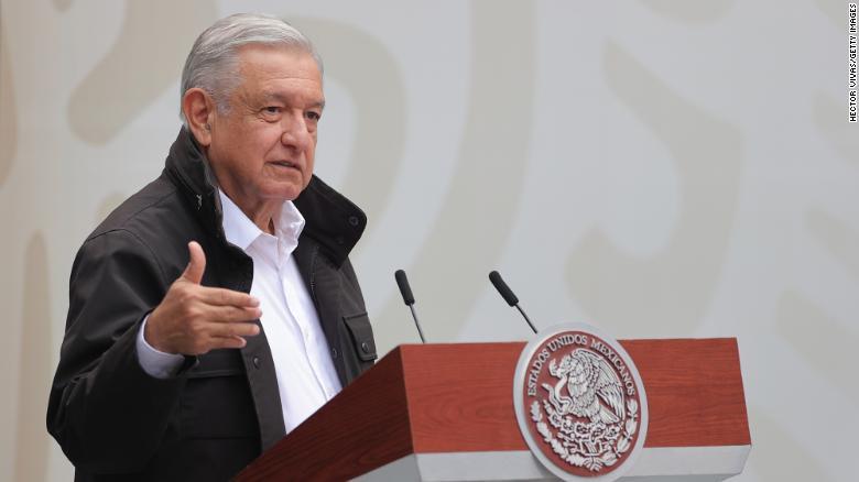 López Obrador Biden