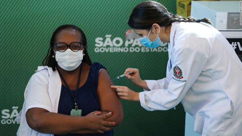Brasil vacuna covid