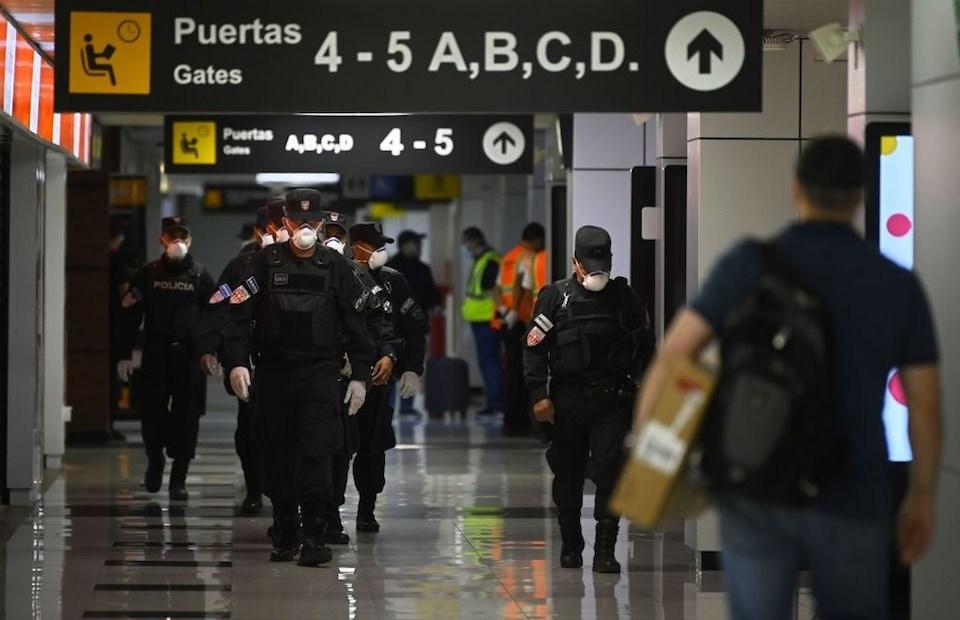 El Salvador aeropuerto