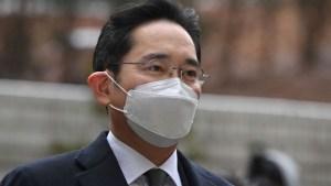 Samsung heredero Lee Jae-yong