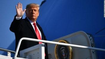 Trump indultos