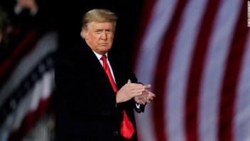 Trump juicio