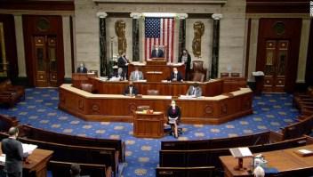 Cámara de Representantes Enmienda 25
