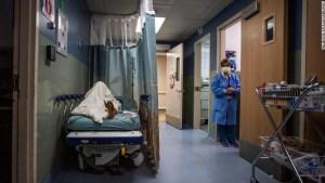 covid hospitales