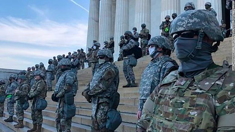 Capitolio Black Lives Matter