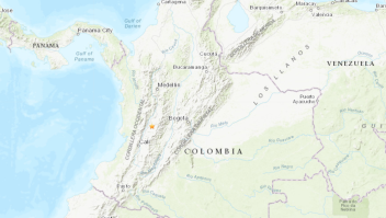 sismo Colombia