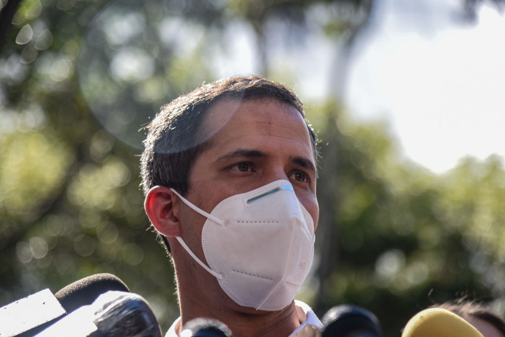 Juan Guaidó: We have the backing of the US | Citizen Free Press