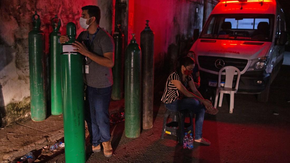 escasez oxigeno brasil