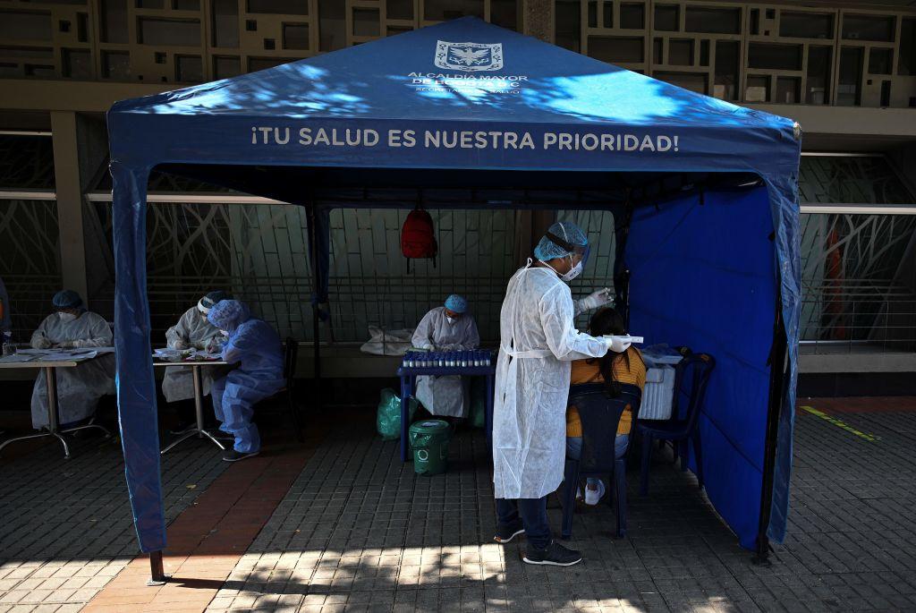 coronavirus latinoamérica