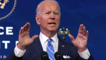 Joe Biden en conferencia