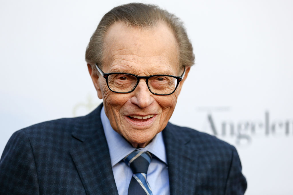 Muere el reconocido presentador Larry King a los 87 años