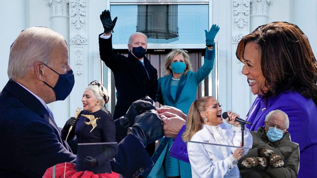 Biden / Harris - Toma de posesión