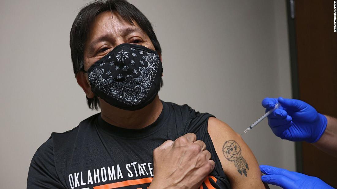 cherokee vacuna