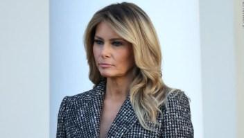ANÁLISIS | El peor índice final de popularidad para una primera dama pertenece a Melania Trump