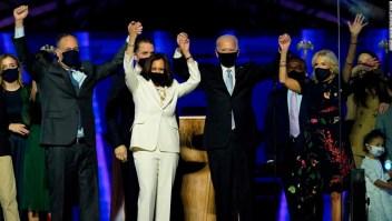 Joe Biden y Kamala Harris lanzan una lista de reproducción para tu fiesta para ver la toma de posesión