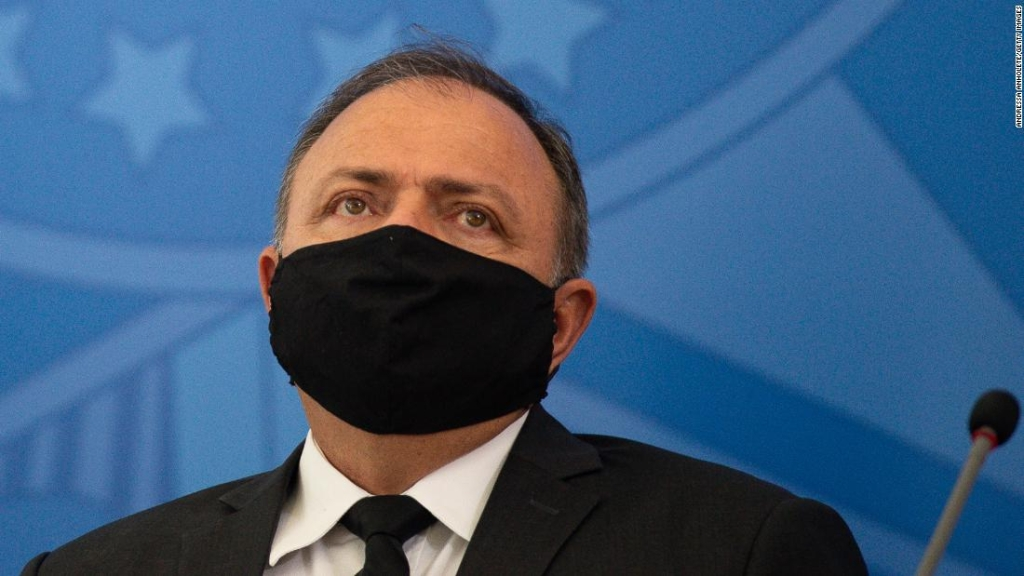 Ministro de Salud de Brasil bajo investigación por crisis de salud en Amazonas