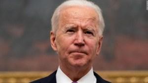 ANÁLISIS | La autoridad de Biden ya está a prueba en la primera semana completa de presidencia