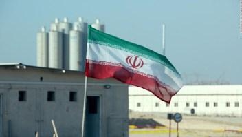 irán-uranio