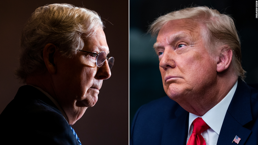 mcconnell trump