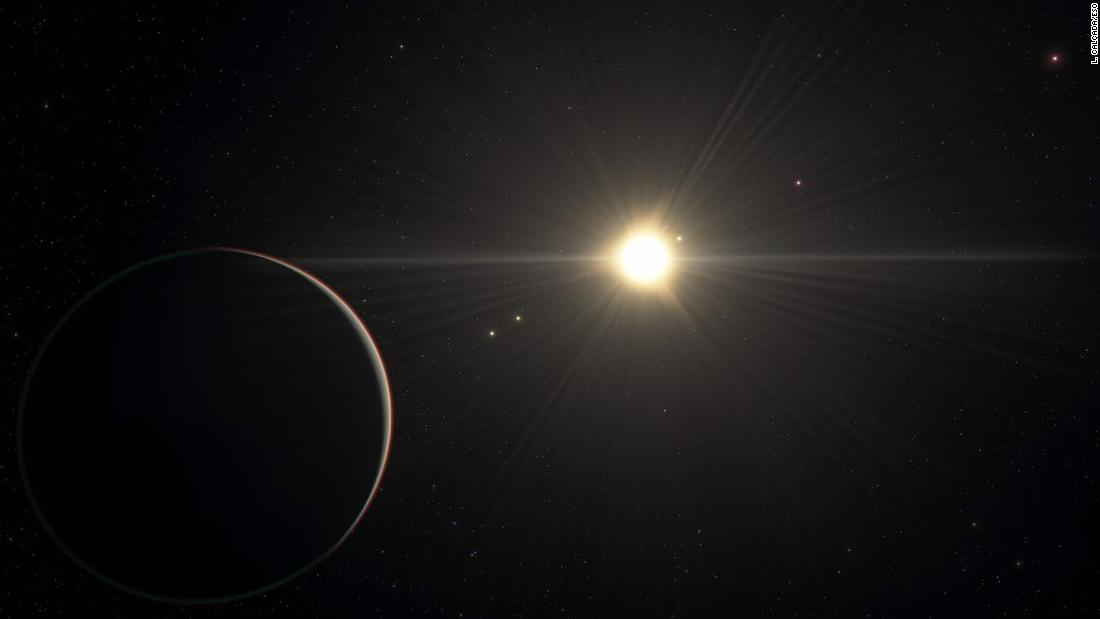 5 Planets found in unusual Dance around Star 200 light-years away