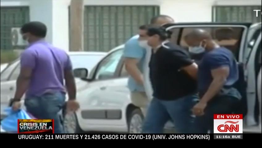 Tribunal aprueba extradición de Alex Saab a EE.UU.