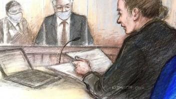 Corte niega libertad bajo fianza a Assange