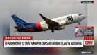 Desaparece un avión en Indonesia minutos después de despegar