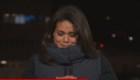 Reportera de CNN se quiebra informando sobre víctimas de covid-19