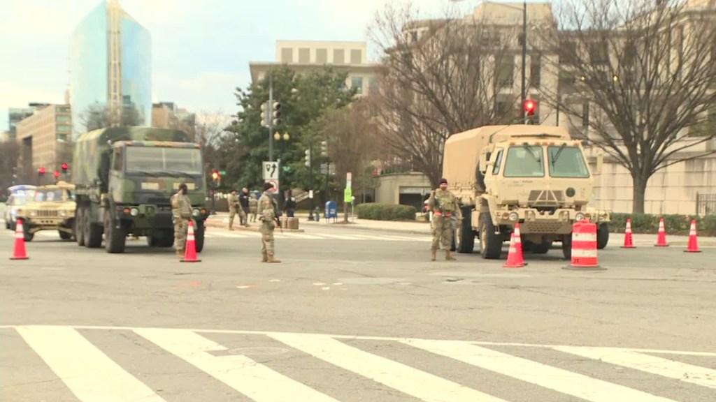 Washington extrema seguridad para toma de posesión