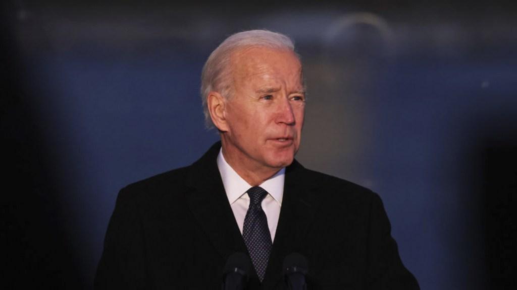Joe Biden, durante homenaje a víctimas de covid-19: Para curar, debemos recordar. Es importante hacer eso como nación