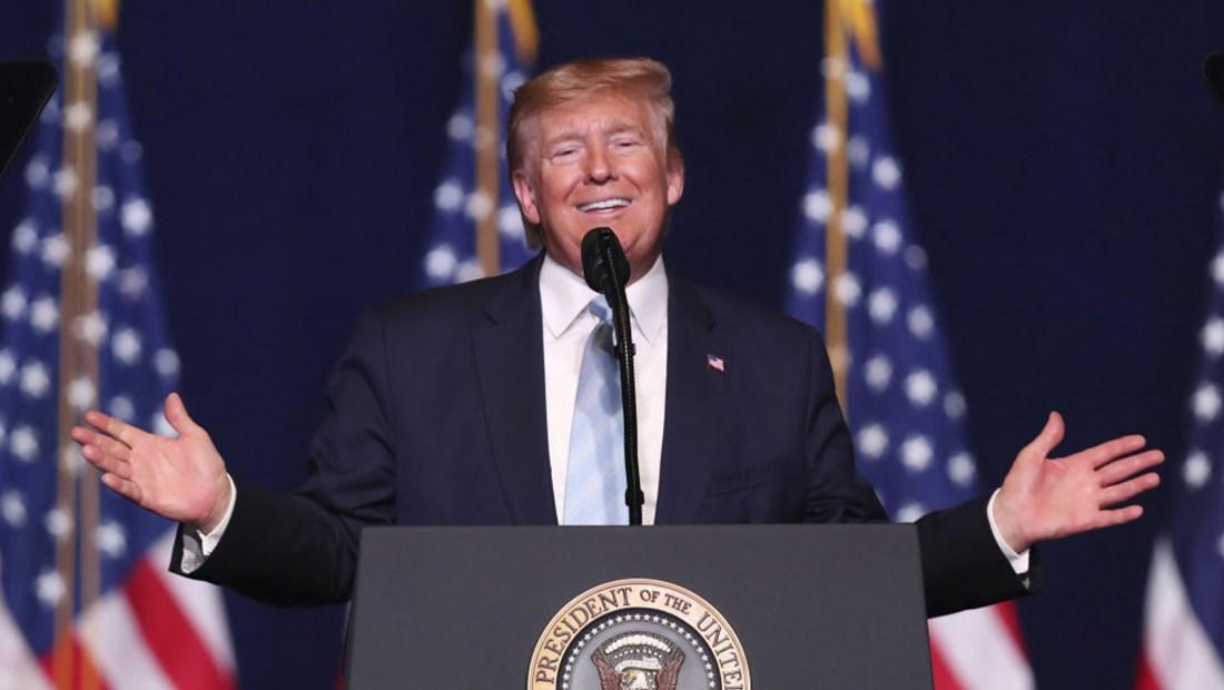 Trump otorga más de 140 indultos y conmutaciones de penas antes de dejar la Casa Blanca