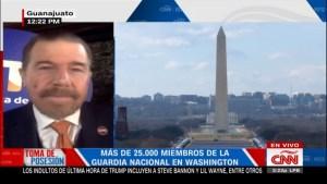 """""""Hay gran entusiasmo entre los migrantes"""" con Biden, dice Juan Hernández"""