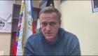 Protestas en Rusia piden la liberación de Navalny
