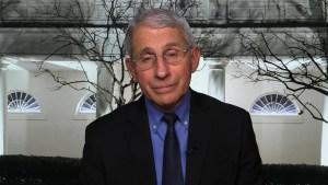 Dr. Fauci: Vacunarse no es un pase gratuito para viajar