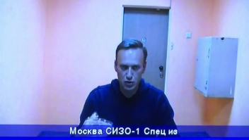 Rechazan apelación de Alexey Navalny