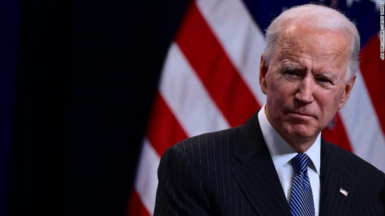 Biden winks at diplomacy with State Department visit