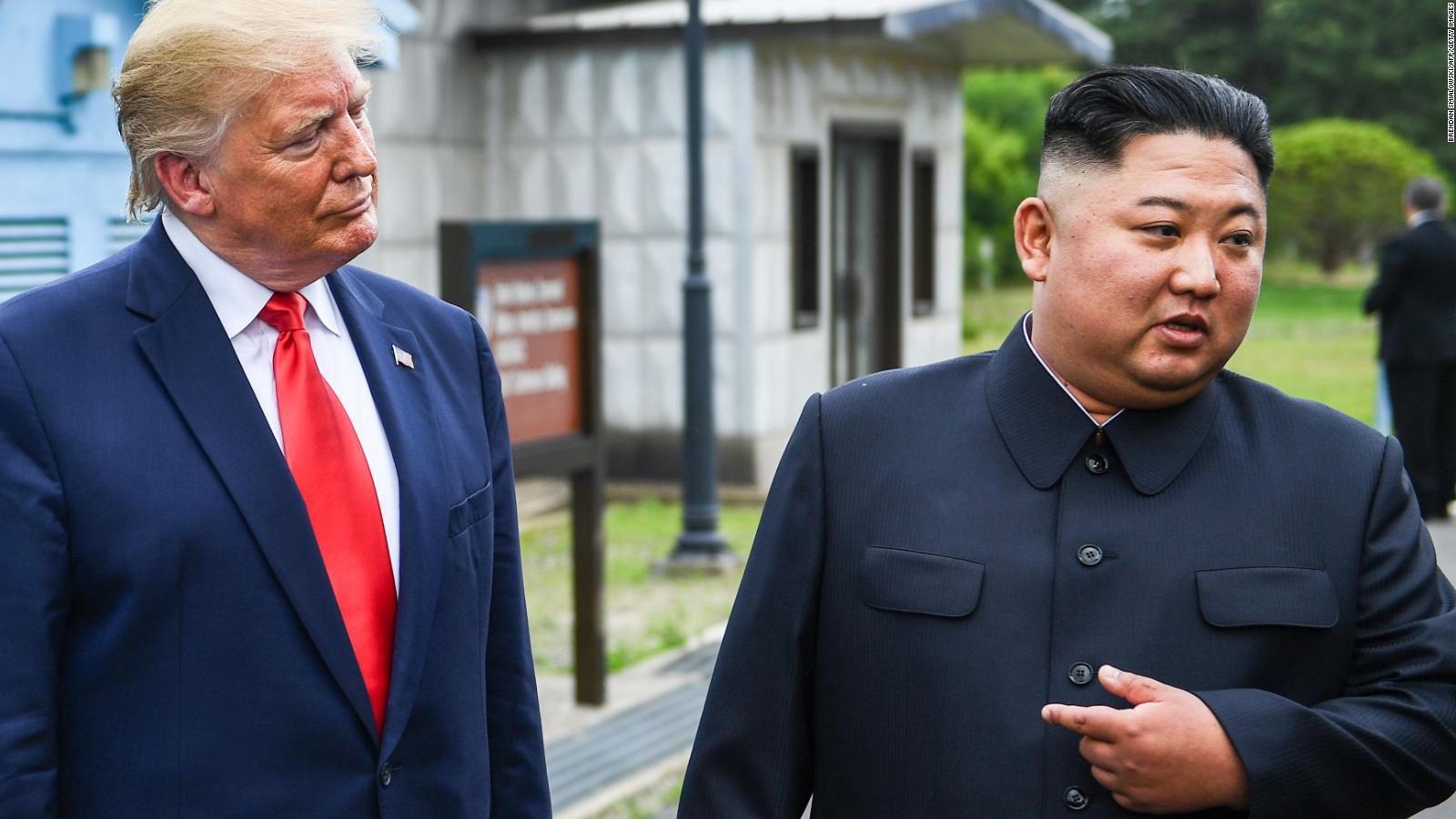 Trump ofreció a Kim Jong Un volar en el Air Force One