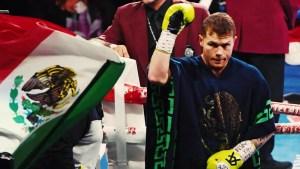 """Canelo Álvarez: """"Voy a ganar, sin duda"""" ante Yildirim"""