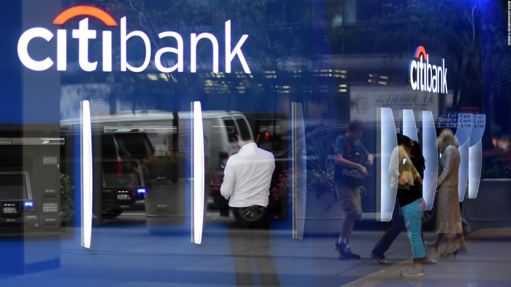 Citibank deposita US$500 millones por error